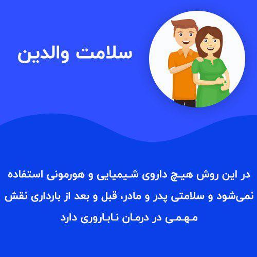 سلامت والدین